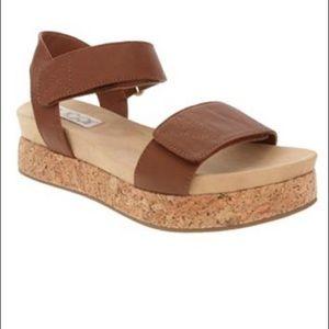 Sugar Brown Microchip Sandal